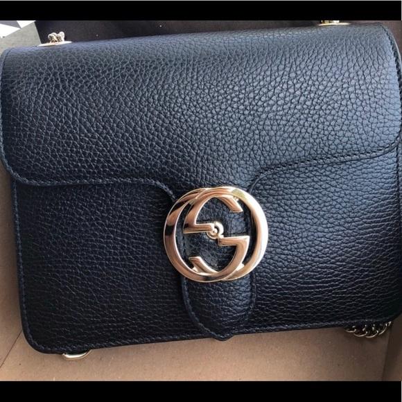 fb7bffc0e47e Gucci Bags | Interlock Gg Crossbody | Poshmark